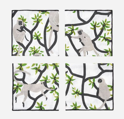 safomasi-langur-cocktail-napkins_set-of-4-folded_02